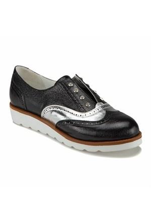 Butigo Bss1675 Z 1993 Siyah Kadın Ayakkabı