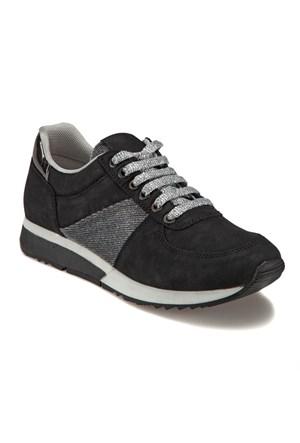 Butigo B-660 Z 1992 Siyah Kadın Sneaker