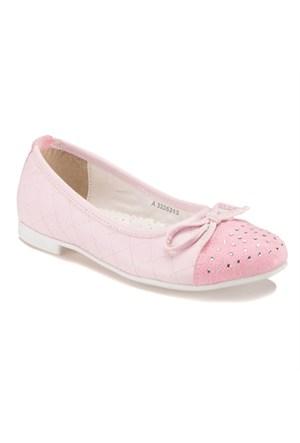 Pink Step A3335313 Pembe Kız Çocuk Babet