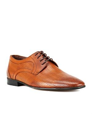 Cordovan Taba Erkek Deri Ayakkabı