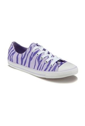 Converse Ct Chuck Taylor All Star Mor Lila Kadın Sneaker