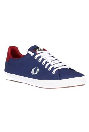 Fred Perry B5204w F685 Mavi Kadın Sneaker