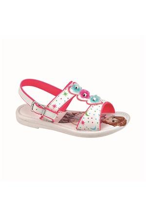 Winx Neda Beyaz Kız Çocuk Sandalet