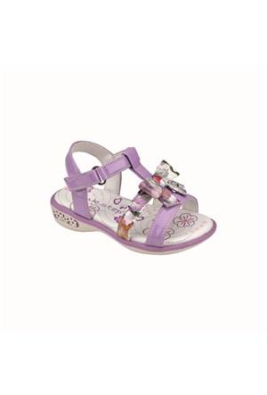 Pink Step Zena Lila Kız Çocuk Sandalet