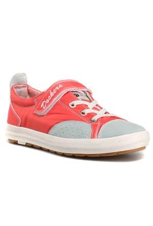 Dockers By Gerli 289079 Gelıncık Beyaz Unisex Çocuk Ayakkabı