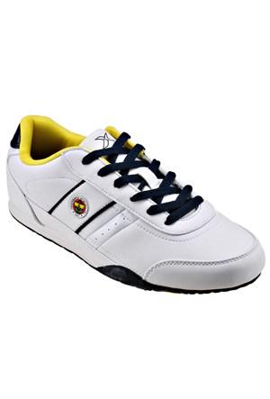 Fb 1243096 Beyaz Lacivert Kadın Sneaker