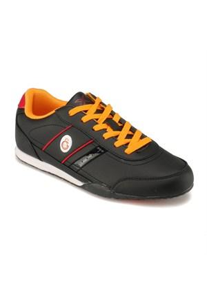 Gs 1243185 Siyah Kırmızı Kadın Sneaker