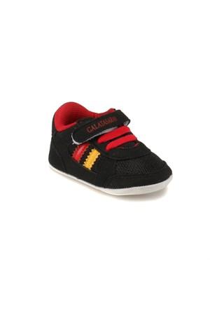 Gs 1243200 Siyah Kırmızı Erkek Çocuk Ayakkabı