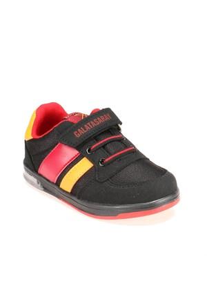 Gs 1243205 Siyah Kırmızı Erkek Çocuk Ayakkabı
