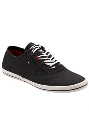 Tommy Hilfiger Vıctorıa 1D Lacivert Kadın Sneaker