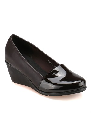 Travel Soft O17051 Kahverengi Kadın Ayakkabı