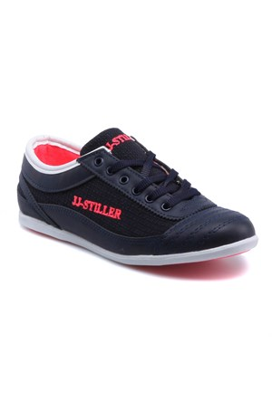 Jj-Stiller P20 Lacivert Kadın Sneaker