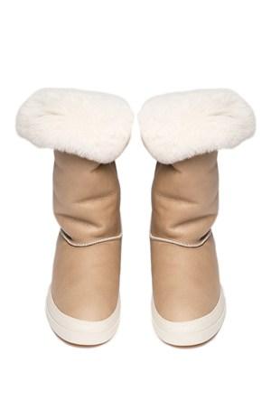 U.S. Polo Assn. Kadın Kahverengi Ayakkabı