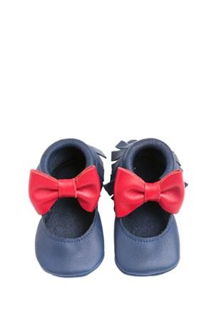 U.S. Polo Assn. Kız Çocuk Lacivert Ayakkabı