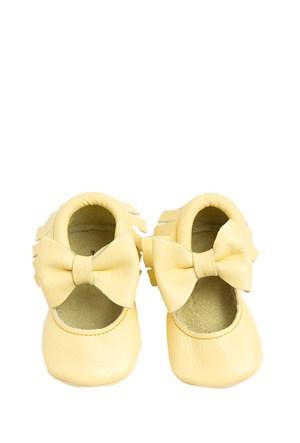 Kız Çocuk Sarı Ayakkabı U.S Polo Assn.