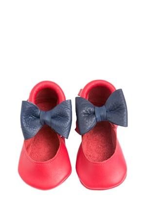 Kız Çocuk Kırmızı Ayakkabı U.S Polo Assn.
