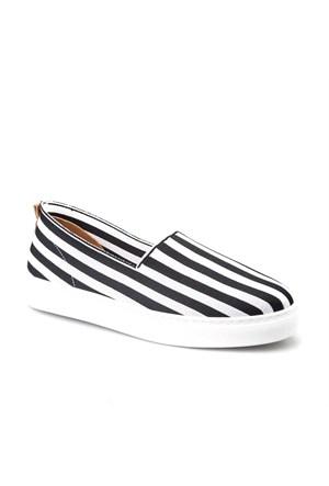 Cabani Bağcıksız Sneaker Kadın Ayakkabı