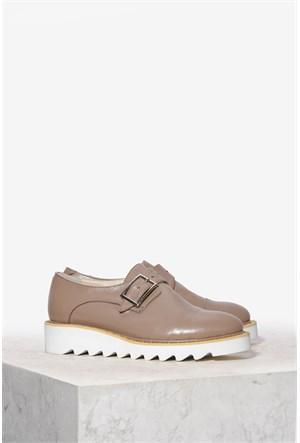 İlvi Everil 9683 Vizon Ayakkabı
