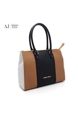 Armani Jeans Çanta C5274s67h Armani Women Bag Cuoio