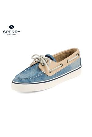 Sperry 9733015 Sperry Bahama 2 Eye W Denim Kha
