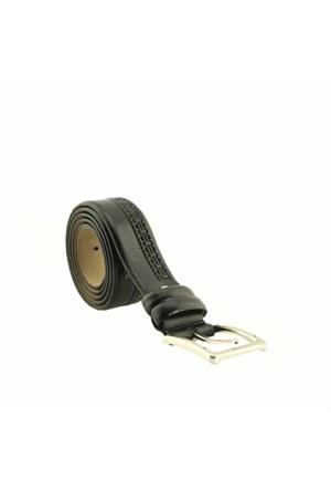 Fargos Fk2131003 Siyah Klasik Kemer