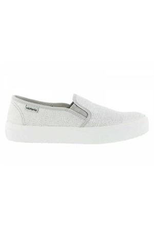Victoria 25065-Pla Kadın Günlük Ayakkabı