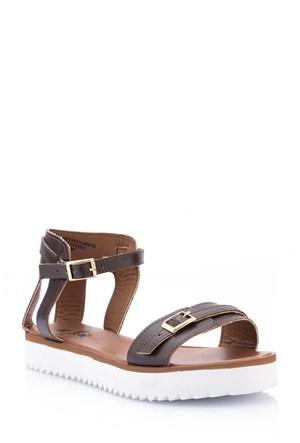 DeFacto Deri Sandalet E4268az
