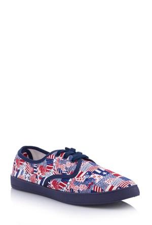 DeFacto Genç Kız Desenli Ayakkabı
