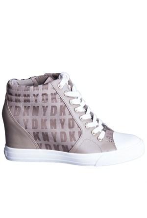 Dkny Cindy Hq Logo Jacquard 23157931 Kadın Ayakkabı Chıno