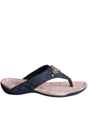 Dkny Bianca Hq Logo Jacquard 23150256 Kadın Ayakkabı Black Black