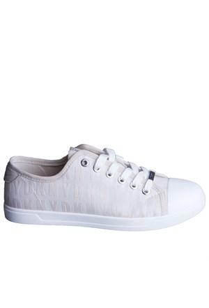 Dkny Blair Hq Logo Jacquard 23150536 Kadın Ayakkabı Hemp