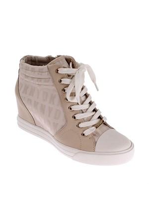 Dkny Cindy Hq Logo Jacquard 23157931 Kadın Ayakkabı Hemp