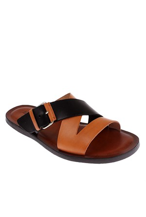 Emozioni M6331 Erkek Ayakkabı Black Brown