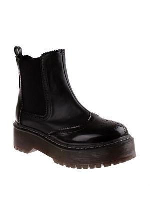 Fiorucci Fcih057 Kadın Ayakkabı Nero Glıtter