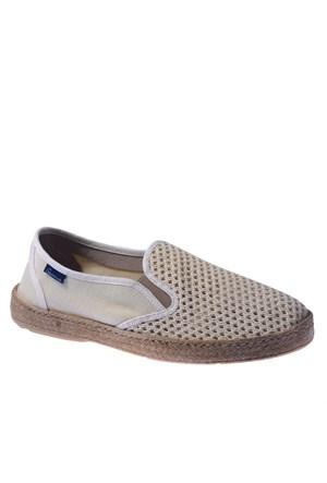 Way Rejiwa Gaimo Kadın Ayakkabı Crudo Lona