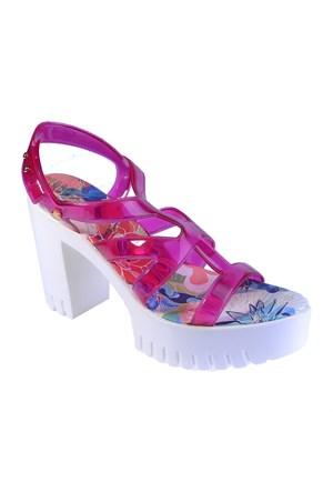 Bloom 5 Lemon Jelly Cat Kadın Ayakkabı Whıte Candy Pınk