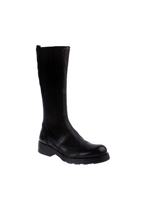 Oxs Stivale Zeland 9M1914D Kadın Ayakkabı Siyah