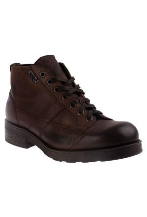 Oxs Polacco Everest 9M1900U Erkek Ayakkabı Dark Brown