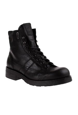 Oxs Polacco Everest 9M1901U Erkek Ayakkabı Siyah