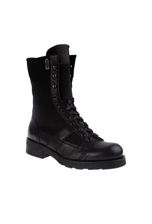 Oxs Tronch Zeland 9M1912D Kadın Ayakkabı Siyah