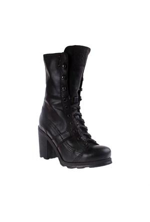 Oxs Tronch Everest 9M1721D Kadın Ayakkabı Siyah