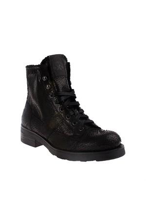 Oxs Polacco Name 9M1901D Kadın Ayakkabı Siyah