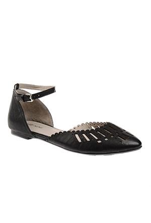 Pretty Nana Galaxy Rock 181430 Kadın Ayakkabı Siyah