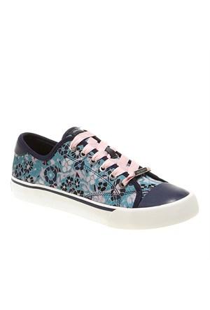 Dkny Barbara 23440608 Kadın Ayakkabı Blue Multı