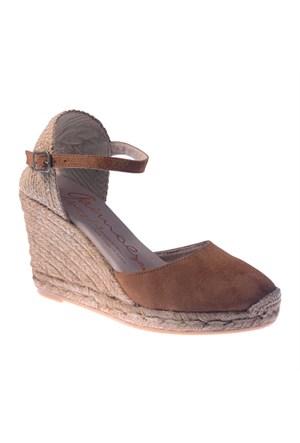 Obi Ante Gaimo Kadın Ayakkabı Whiskey