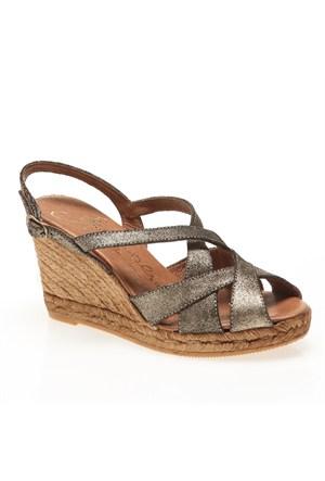 Leather Gaimo Agua Kadın Ayakkabı Negro