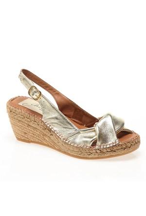Leather Gaimo Breta.P Kadın Ayakkabı Oro