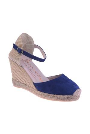 Obi Ante Gaimo Kadın Ayakkabı Ultramarıno