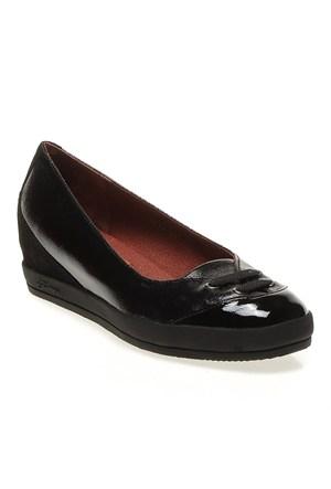 Logan Crossing Lady Shoes Cr9071 Kadın Ayakkabı Siyah