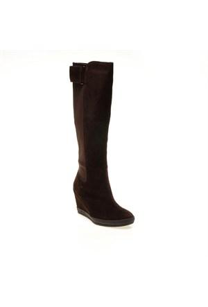 Logan Crossing Lady Boots Cr9109 Kadın Ayakkabı Kahverengi